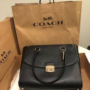 Coach Avary Tote Handbag